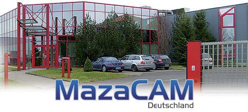 MazaCAM-Deutschland