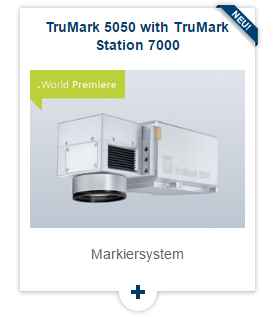 TRUMPF TruMark 5050 with TruMark Station 7000