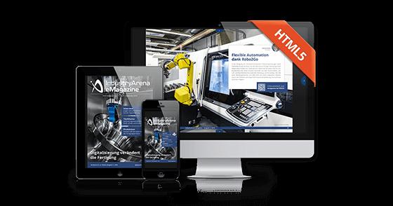 IndustryArena eMagazine