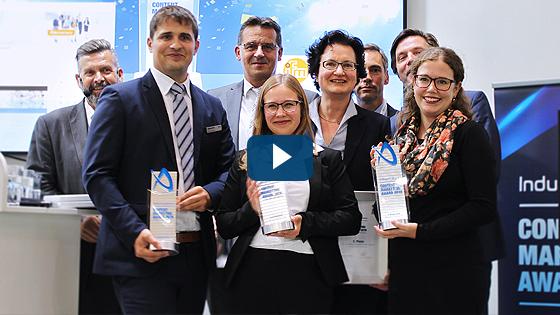 IndustryArena Content Marketing Award