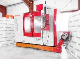 Schmid VMC 1200 II machining center