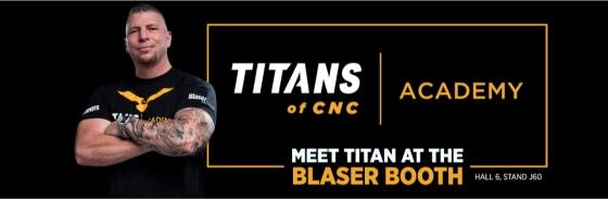 Titans of CNC