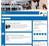 AUMA – Verband der deutschen Messewirtschaft NewsRoom