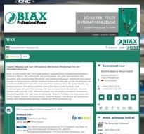 BIAX NewsRoom