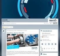 rexroth NewsRoom