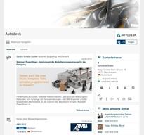 Autodesk NewsRoom