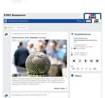 EMO Hannover NewsRoom