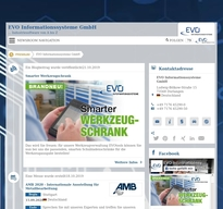 EVO Informationssysteme GmbH NewsRoom