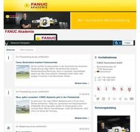 FANUC Akademie NewsRoom