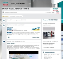 INDEX-Werke // INDEX TRAUB NewsRoom