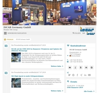 ISCAR Germany GmbH NewsRoom