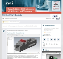 NSI CAD/CAM Technik NewsRoom