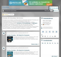 Protolabs NewsRoom
