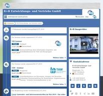 R+B Entwicklungs- und Vertriebs GmbH NewsRoom