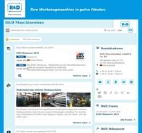 R&D Maschinenbau NewsRoom