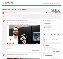 SolidLine NewsRoom