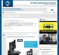 VOLZ Maschinenhandel NewsRoom
