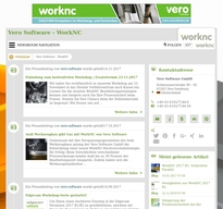 Vero Software - WorkNC NewsRoom