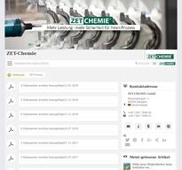 ZET-Chemie NewsRoom